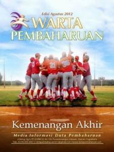 cover warta agustus 2012