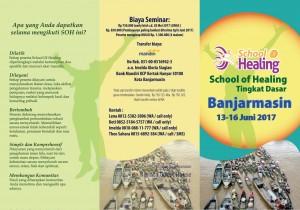 Brosur SOH Banjarmasin 2017