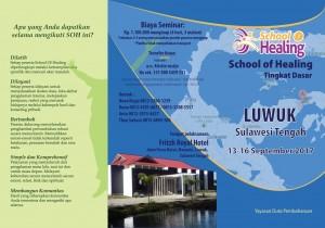 Brosur SOH Luwuk Banggai 2017