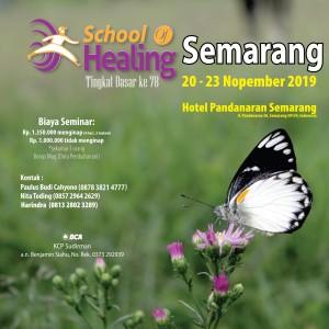 Brosur SOH Dasar Semarang Nopember 2019