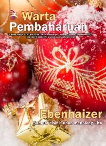 Warta Pembaharuan Desember 2015 cover