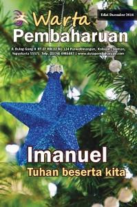 Cover Warta Desember 2016