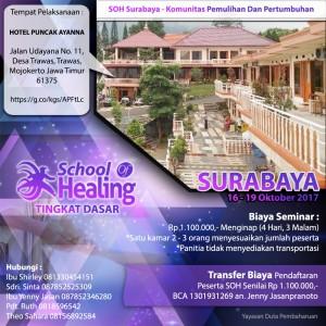 SOH Surabaya 16 - 19 Oktober 2017