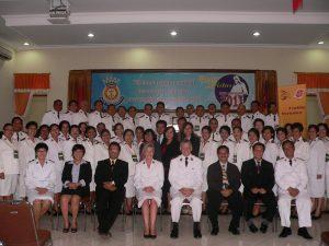 Healing Workshop Bala Keselamatan Bandung 22-24 Nov 2011