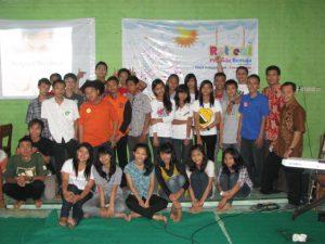 Retret Pemuda Remaja GBIS Nusukan Solo