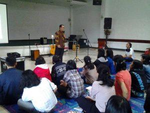 SP di Sion Ministry Bandung (20-21 Januari 2017)