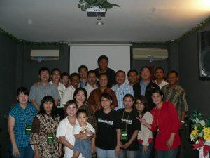 Seminar Pemulihan GKKD Be Reborn Semarang Jan 2011