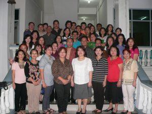 Seminar Pemulihan GKT Lampung Feb 2011