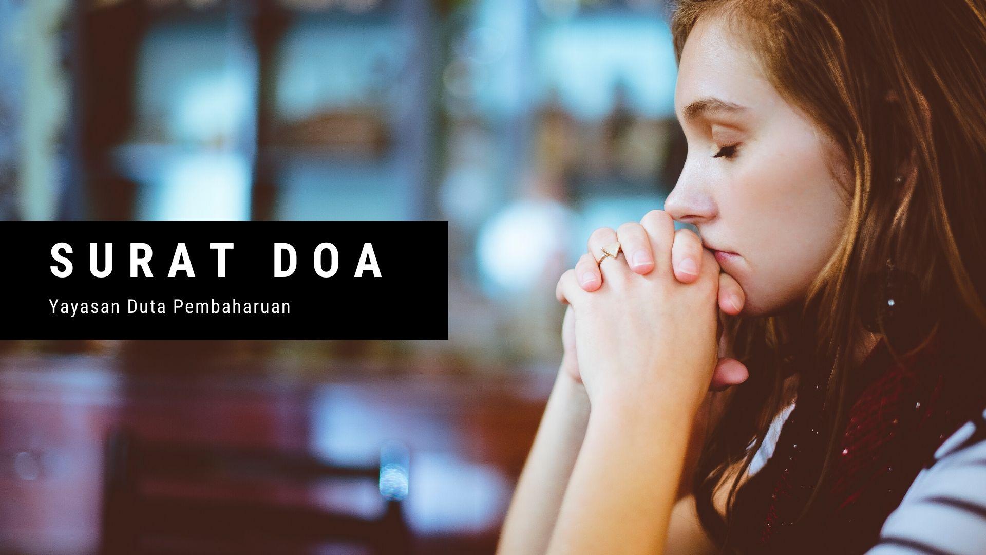 surat doa duta pembaharuan